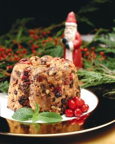 Christmas recipes from around the world. Christmas in England wouldn't be the same without plum pudding (also known as Christmas pudding).