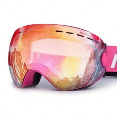 40ed0717e520 Marsnow M175   M173 Ski Goggles Double UV400 Anti-Fog  SnowboardBoots