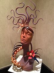 Chocolate Showpieces | (Pastry Chef Daniel Keadle) Tags: sculpture chocolate showpieces ...