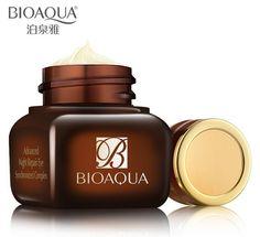BIOAQUA  Repair firming Collagen snail Eye Cream 20g Moisturizing Anti-Puffiness Dark Circle Anti-Aging wrinkle eye care cream