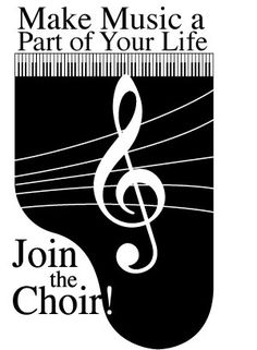 "Sing; ***I have sung in choirs, ensembles, trios, duets and even done solos ALL my life...the choir is the ""place to be"" for anyone who wants to challenge themselves and be with others who love music."