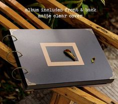 Extra Large Ring Binder Photo Album  76 pages// by PapergeekMY, $65.00