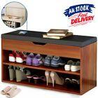 Shoe Cabinet Shoes Storage Rack Organiser Wooden White Black 6 Type   eBay Wooden Shoe Storage, Shoe Storage Cabinet, Modern Room, Seat Cushions, Space Saving, Shoe Rack, Liquor Cabinet, Drawers, Organization