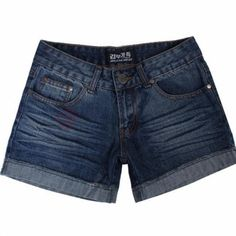 Fashion Crimping Hot Shorts Big Size on buytrends.com