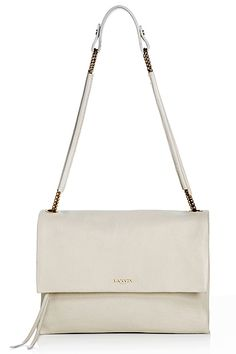 Where to buy Get customers or affiliate commissions by adding here links to stores' product pages. Winter Looks, Fall Winter, Add Link, White Bags, Lanvin, Women's Accessories, Handbags, Collection, Style