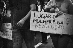 Marcha das Vadias 2012 - Porto Alegre
