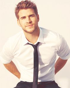 I will never get tired of pinning pictures of a Hemsworth brother (: