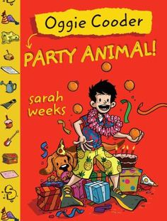 This is a funny book that looks like it could become a series. Great author.