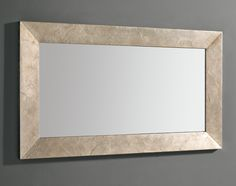 #Eban dekoriert #Spiegel Violetta | #Glas und #Holz | im Angebot auf #bad39.de | #Badmöbel #Bad #Badezimmer #Einrichtung #Ideen #Italien