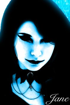 NAME: Jane the Killer Real Name: Unknown FACTION: N/A RANK: Assassin, Ghost SPECIES: Human AGE: Unknown- appears to be sometime between twenty-one and ...