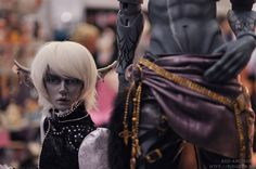 Dark elf by Maeglin (Demiurge Dolls) | Flickr - Photo Sharing!