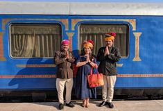 Palace on Wheels - The Luxurious Train Journey through Rajasthan - Road to Taste Train Journey, Trains, Incredible India, The World's Greatest, Luxury Travel, Decoration, Palace, Wheels, Indian