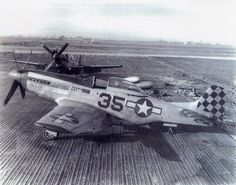 """Memorial Planned for """"Checkertails of Lesina"""" – 325th FG in Italy - http://www.warhistoryonline.com/war-articles/memorial-planned-checkertails-lesina-325th-fg-italy.html"""