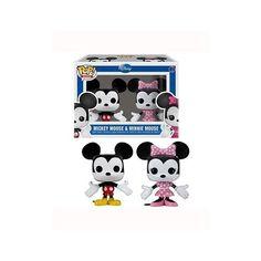 Funko Mini Pop Figures – Mickey and Minnie Mouse http://popvinyl.net #funko #funkopop #popvinyl