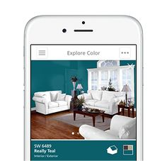 pick paint colors app style with sherwin williams the colorsnap paint color matching app uses your android or iphone smartphone to match - Sherwin Williams Color Matching
