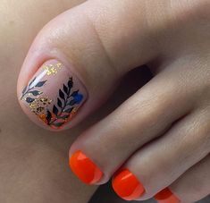 Toe Nail Color, Toe Nail Art, Toe Nails, Pedicure Designs, Toe Nail Designs, Pin Trest, Nail Tech, Pretty Nails, Manicure