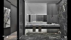 İstanbul Tuzla Viaport Marina Otel projemiz için hazırlanan standart oda banyo konsept tasarım. Istanbul Tuzla Viaport Marina Hotel concept design of standart room's bathroom.