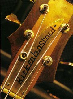 Lemmy's Rickenbacker, Rickenbastard.