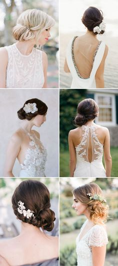 From natural waves, chic up-dos, to contemporary ombre waves and ponytails, wedding hair trends for 2016 are super stylish and utterly romantic! Whether you're getting married, acting a bridesmaid, or simply being invited as a guest to a wedding this year, we've got the perfect hairstyles for you! Read on for the prettiest inspiration below! …