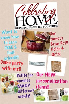 Celebrating Home Formerly Home Interiors And Home And Garden Party Penelope Anne Was Also