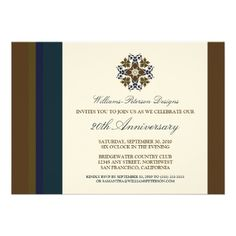 Shop Colorful Bands Corporate Event Invitation (brown) created by thepartyshoppe. Formal Invitations, Custom Invitations, Invitation Design, Party Invitations, Invite, Colored Envelopes, White Envelopes, I Party, Envelope Liners