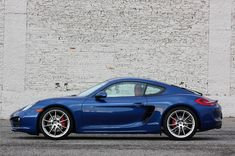 They've improved the look of the Cayman immensely last few years.