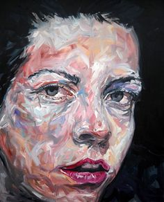 Expressive paintings using broad brushstrokes by Fred Calmets Portraits Pastel, Advanced Higher Art, L'art Du Portrait, A Level Art, Expressive Art, Illustration, Fashion Painting, High Art, Art For Art Sake