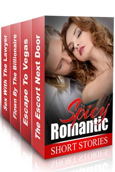 "(Spicy Romance 5 Book BOX SET) ""The Escort Next Door"" & ""Escape To Vegas"" & ""Flown By The Billionaire"" & ""Loving The Lawyer"" & ""Mysterious Touch"" ($6.99 to #Free) - #AmazonBooks"