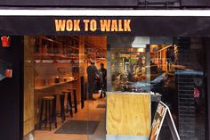 The new Wok to Walk 42 Union Square East is finally open, whichmakes three restaurants in Manhattan already! If you're looking for a restaurant near Union