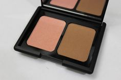 chelseamakeup14: ELF Contouring Blush & Bronzing Powder Duo in St. Lucia: Review & Swatches!