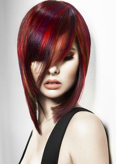 Chad Demchuk - Color Melting 2.0 #chaddemchuk #colorhair #haircolor #hairdye #coloring #melting #окрашивание #тонирование #цветныеволосы
