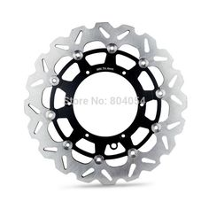 107.09$  Buy now - http://ali19r.worldwells.pw/go.php?t=32372419666 - Supermoto Front Brake Disc 320mm For Husaberg FC/FE/FS/FX 400 450 501 550 650 1999-2008