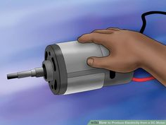 Image titled Produce Electricity from a DC Motor Step 1