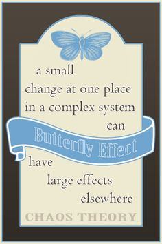 Butterfly Effect                                                                                                                                                      More