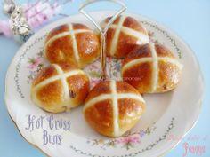 ©Oggi vi cucino così!: #Hot #Cross #Buns | Re-Cake7