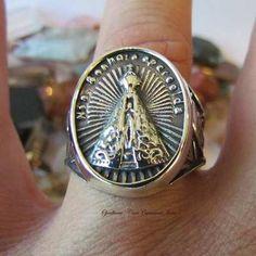 anel nossa senhora aparecida prata 950k ojoalheiro (4)