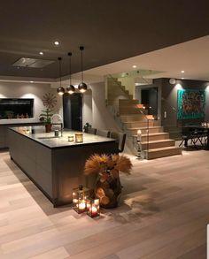 Loft Interior, Dream House Interior, Dream Home Design, Best Interior Design, Interior Decorating, Kitchen Interior, Luxury Interior, Ikea Interior, Interior Stairs