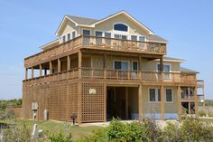 Spacious & Very Well Appointed, this Lovely South Nags Head Home offers all the ingredients to ensure an Outstanding Outer Banks Vacation Experience inc