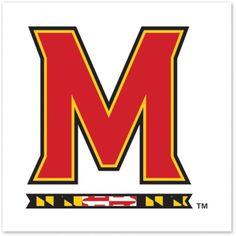 Sports Merchandise, University Of Maryland, Western University, Basketball Tips, Lineman, Coaster Set, A Team, Sports Logos, Colleges