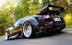 Widebody Veyron