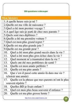 Les Z'amours 340 Questions Pdf : z'amours, questions, Idées, Question, Faire, Connaissance, Connaissance,, Liste, Questions,, Thérapie, Couple