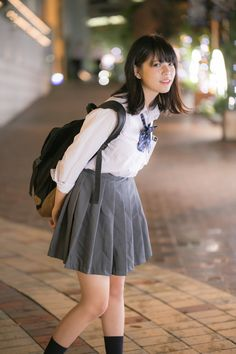 Difference from previous aggregation: School Girl Dress, School Girl Japan, School Uniform Girls, Girls Uniforms, Japan Girl, Photos Of Women, Girl Photos, Japanese School Uniform, Girls In Mini Skirts