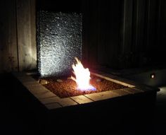 How To Build A Backyard Fire Fountain – So Cool! | http://diyfunideas.com/how-to-build-a-backyard-fire-fountain-so-cool/
