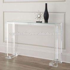 2015 Modern Design Acrylic Furniture, Acrylic Table, Lucite Furniture