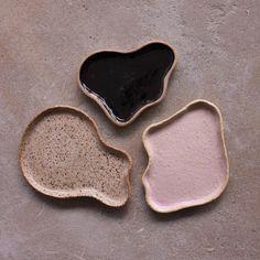 Ceramics by Sigrid Volders & Joke Leonare Based in Antwerp, Belgium Clay Art Projects, Ceramics Projects, Clay Crafts, Ceramic Clay, Ceramic Pottery, Pottery Art, Clay Christmas Decorations, Keramik Design, Do It Yourself Inspiration