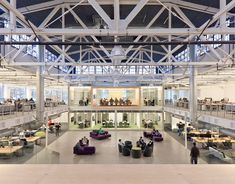 Built by Studio Sarah Willmer in San Francisco, United States with date 2012. Images by Jasper Sanidad. As luxury buses transport urban dwellers to Silicon Valley, Atlassian made a bold and consciousmove to stay in the ci...