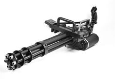 Airsoft Minigun Echo 1 M134 (Long Gun Version) - Airsoft Atlanta