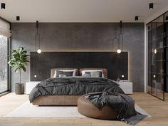 Bedroom Bed Design, Modern Bedroom Design, Bathroom Interior Design, Bedroom Decor, Adobe Photoshop, Tropical Bedrooms, Bedroom Layouts, Aesthetic Room Decor, Luxurious Bedrooms