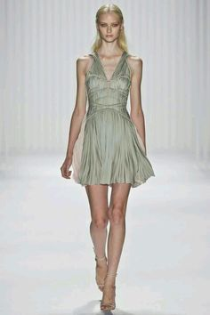 J. Mendel, New York Fashion Week Spring 2013
