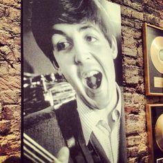 Sir Paul McCartney (Nashville Hard Rock Café)
